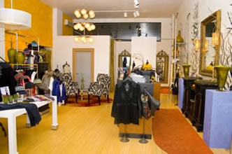 Tangerine, women's clothing boutique, Spokane